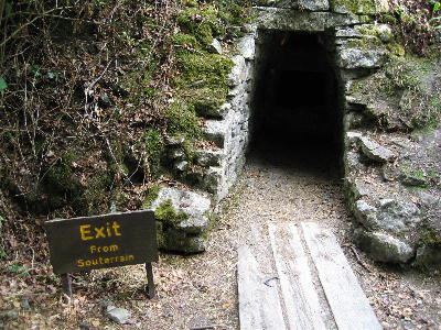 Souterrain Exit