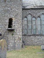 Entrance to St. Canice's