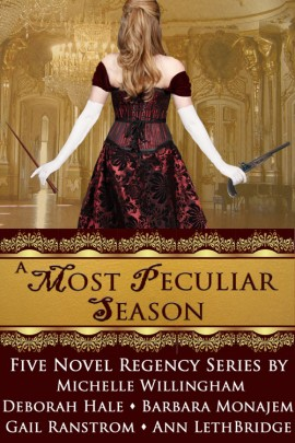 A Most Peculiar Season Box Set