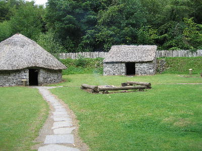 Aileen's hut